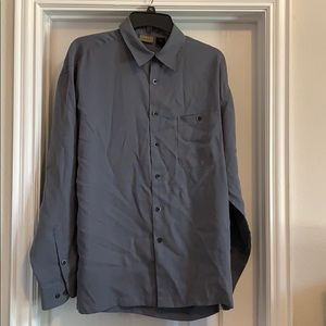 Men's Axist striped shirt, Size M, rarely worn